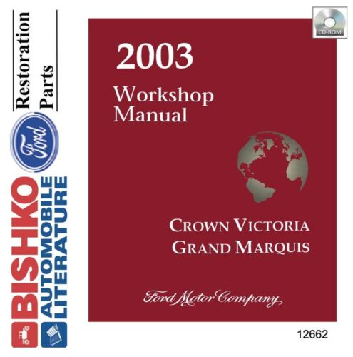 sainchargny.com Auto & Motorrad: Teile Automobilia 2003 Ford Crown ...