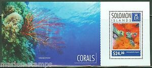 SOLOMON-ISLANDS-2014-CORALS-SOUVENIR-SHEET-MINT-NH