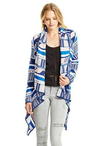 Jessica Simpson Juliane Cozy Cardigan Sweater, XS,