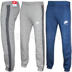 7041227fbf New Mens Nike Air Fleece Joggers, Tracksuit Bottoms, Track Sweat ...