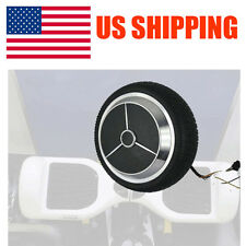 """2 PCS DIY 6.5"""" Scooter Wheel Motor replacement US Fast Shipping"""