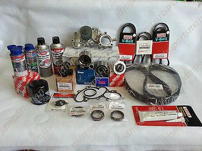 GENUINE/OEM Timing Belt + Water Pump Master Kit fits TOYOTA TACOMA T100 3.4L