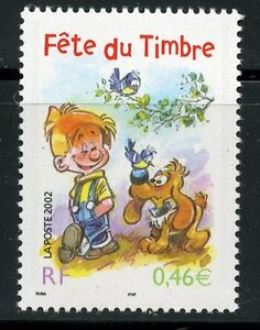 Stamp / Timbre France Neuf N° 3467 ** Fete Du Timbre