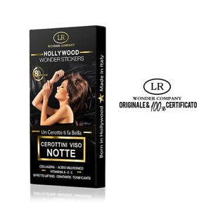 HOLLYWOOD-WONDER-STICKERS-cerottini-viso-notte-LR-WONDER-COMPANY-30-cerottini