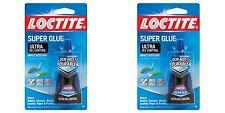 Loctite 1363589  Bottle Super Glue Ultra Gel Control Adhesive .14oz  2 pack *