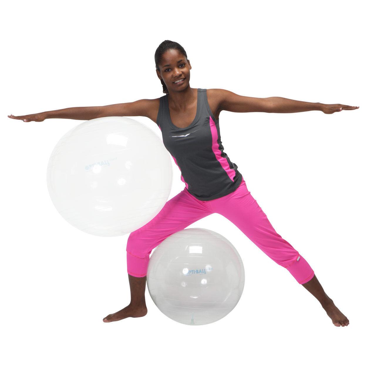 OPTI-Ball Palla da ginnastica sede palla Yoga Ball palla per Ufficio Sedia Ufficio Palla Fitness