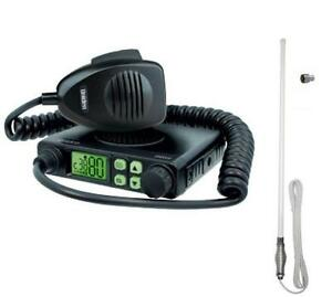 UNIDEN-UH5000NB-CH5T-FGLASS-WHITE-80-CHANNEL-ANTENNA-UHF-RADIO-PACK-5-YEAR-WTY