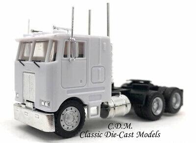 Peterbilt Blue Tr-Axle Tractor HO 1//87 Scale Promotex 6528