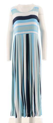 A292616 Hollywood Rayure Pxl Neuf Direct Aqua In Maxi Hot Petite Robe q5wvz0x