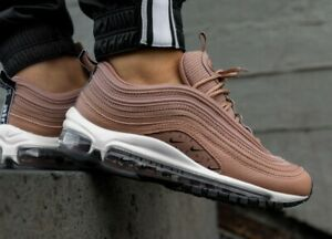 Details about WOMENS NIKE AIR MAX 97 LX SIZE 4.5 EUR 38 (AR7621 200) DESERT DUST