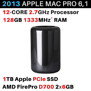 Amd Firepro D700 6gb 128gb Buy Cheap 2013 Apple Mac Pro 2.7ghz 12-core Bto/cto Bringing More Convenience To The People In Their Daily Life 1tb