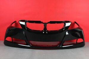 BMW-3er-E90-E91-Limo-Touring-Front-Stossstange-NEU-lackiert-Alle-Farbtoene-PDC-SRA