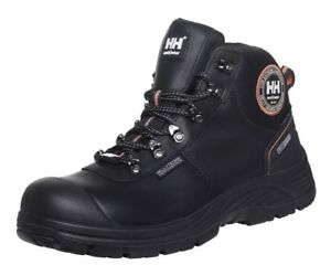 5 impermeable Mid Boot Helly transpirable Work Uk9 cuero Chelsea Safety Hansen 4SSq0wv
