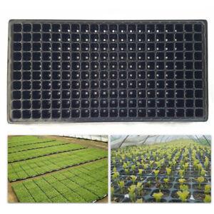 200-Zellen-Saemlings-Starter-Behaelter-Samen-Keimungs-Pflanzenvermehrung-SM
