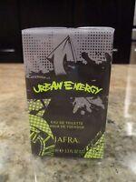 Jafra Urban Energy Toilette