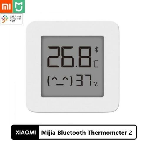 Xiaomi Bluetooth Thermometer 2 Wireless Smart Electric Hygrometer with Mijia APP