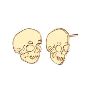 Halloween-Skull-Earrings-Studs-Punk-Gothic-Jewelry-for-Men-Women-Party-Earrings