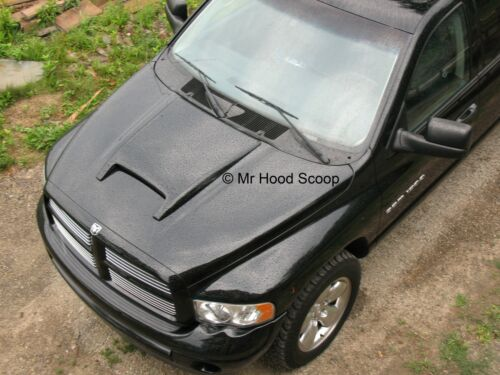 2002-2008 Hood Scoop fo Dodge Ram Rumble Bee Kit By MrHoodScoop UNPAINTED HS006