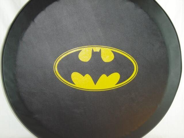 SpareCover® ABC Series - Batman Classic logo 32 Tire Cover Wrangler H3 FJ 4e61e70e649e8