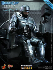 HOT TOYS Diecast RoboCop with Mechanical Chair ALEX MURPHY 1/6 Figure IN STOCK