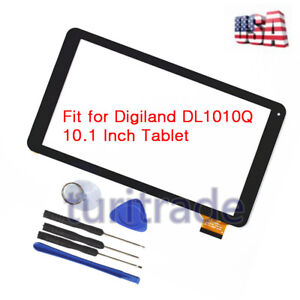 Details about New Touch Screen Digitizer Panel for Digiland DL1010Q 10 1  Inch Tablet US