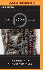 The Hero with a Thousand Faces by Joseph Campbell (2016, MP3 CD, Unabridged)