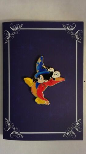 Pin 117323 ACME//HotArt Sorcerer Mickey Casting a Spell