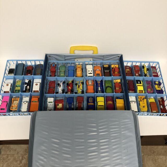 1976 Vintage Superfast Lesney Matchbox 48 Car Carry Case 48 Vintage Cars