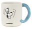 Hallmark-Peanuts-Linus-and-Snoopy-Dimensional-Blanket-Coffee-Mug-New 縮圖 2