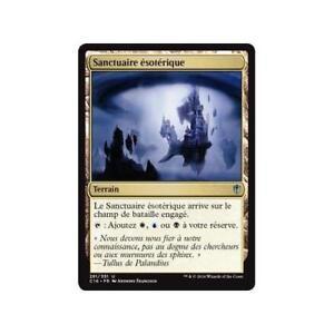 MTG-Magic-Playset-4x-Sanctuaire-esoterique-Commander-2016