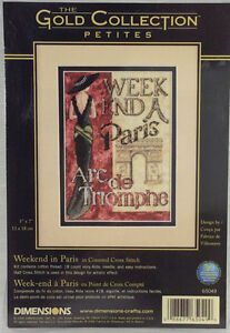 Petite-Weekend-in-Paris-Counted-Cross-Stitch-Kit-Dimensions-Gold-Collection-5x7