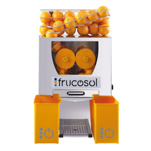 Bid Now Frucosol Automatic Restaurant Grade Orange Juicer