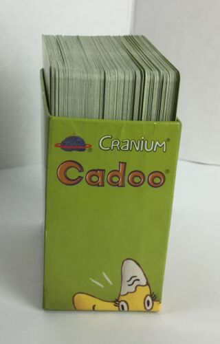 Cranium Cadoo Replacement Parts You Choose #20A