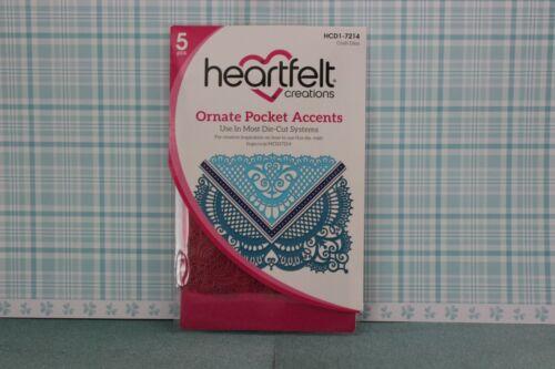 Choices Heartfelt Creations Pocket Dies