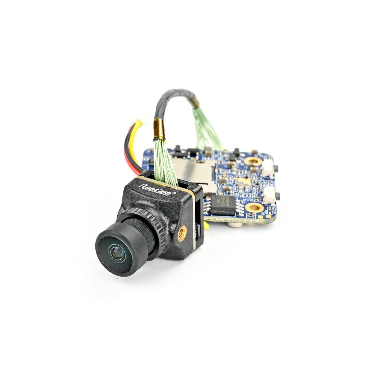 ランコムスプリット3ナノブラックFPV HDカメラ