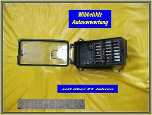 Mercedes-Benz-DB-W201-Sicherungskasten-201-540-04-50