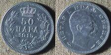 Serbia : 1915(a) 50 Para CH.AU W/Out Signature   #24.2 IR5935