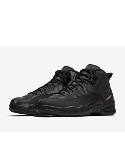 Jordan 12 Air W Retro 15 Bq6851 Tamaño recibo 001 Winterized Black Triple 5 wpSSq5