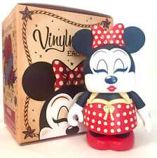"Minnie Mouse Polka Dot Minnie Disney Vinylmation Collectible Vinyl 3/"" Figure"