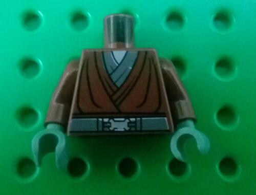 *NEW* Lego Star Wars Kit Fisto Torso Body for Rare Jedi Master Minifigs Fig x 1