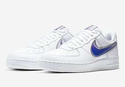 """Nike Air Force 1 Low """"Oversized Swoosh"""