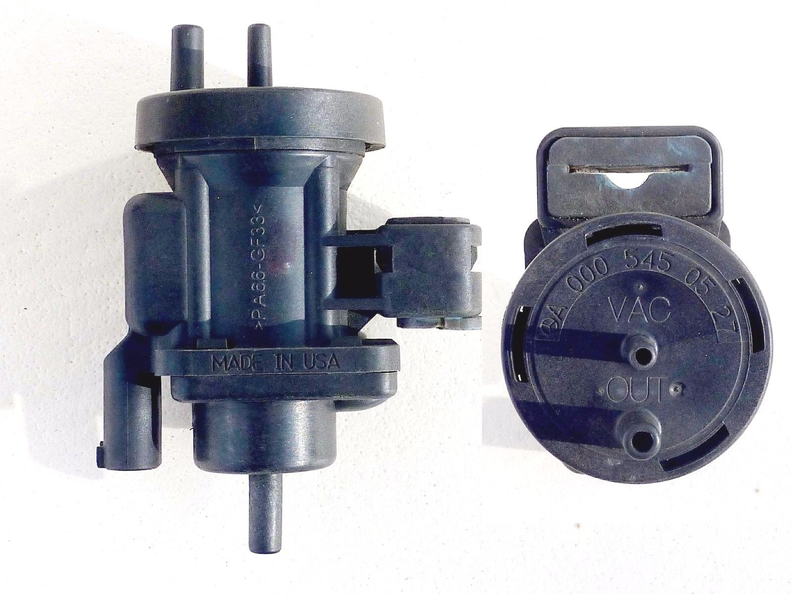 Mercedes S Class W220 S320 Cdi 01 Vaccum Pressure Valve A0005450527 Fuel Filter Norton Secured Powered By Verisign