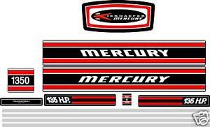 1970-MERCURY-MARINE-1350-DECALS-MERC-OUTBOARD-135