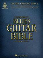 Blues Guitar Bible Sheet Music Guitar Tablature 000690437