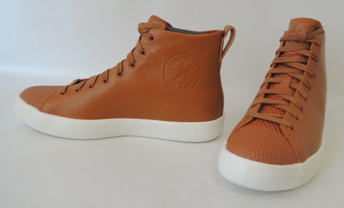 NEU Converse All Star Modern Hi 42 Chuck Taylor Leder Sneaker Chucks 156587C