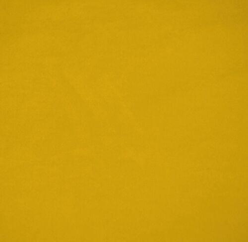 Mf14a Light Gold Yellow Silky Soft Velvet Cushion Cover//Pillow Case Custom Size