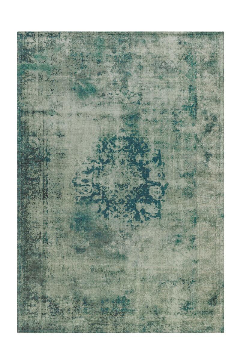 Arte Espina Tapis Vintage Oriental Motif Design aubousson Vert 200x290cm