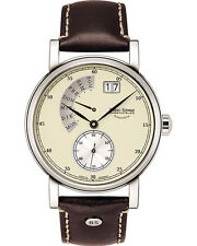 "New Bruno Söhnle ( Sohnle ) Glashütte ""PESARO III"" Quartz watch Ref 17-13073-121"