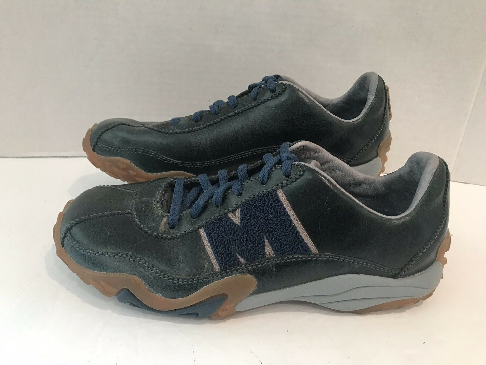 MERRELL WOMEN'S ATHLETIC FASHION SNEAKERS SIZE 7 blueE SAMPLE