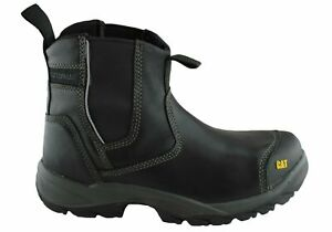 Mens-Caterpillar-Cat-Propane-Steel-Toe-Safety-Boots-ModeShoesAU
